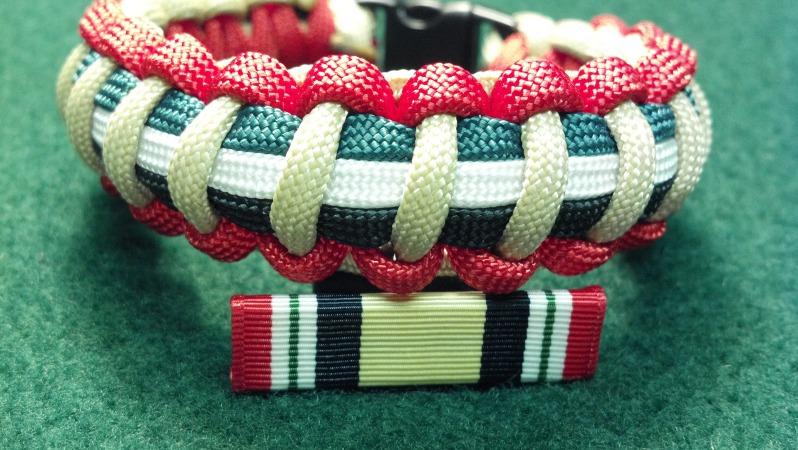 Iraq Campaign Service medal